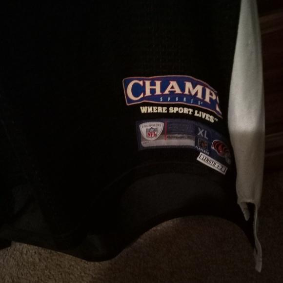 dbdc17fcf Reebok Other | Nfl Chad Johnson Cincinnati Bengals Jersey Xl | Poshmark